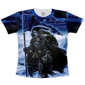 Camiseta Banda Blind Guardian - Mirror Mirror