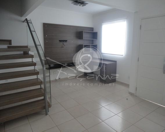 Casa Para Venda No Parque São Quirino Em Campinas - Imobiliária Em Campinas. - Ca00847 - 68129257
