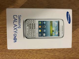 Celular Samsung Galaxy Chat