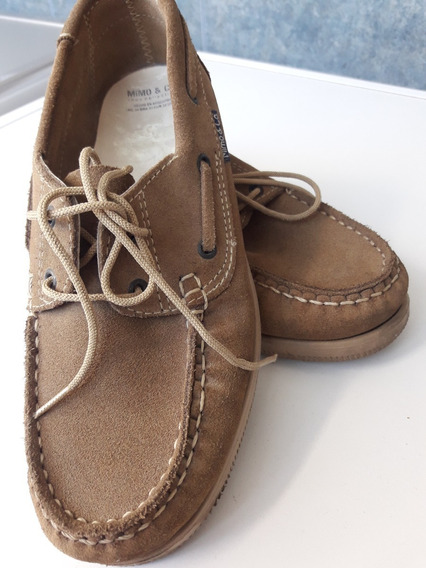 Zapatos Nauticos Para Niño