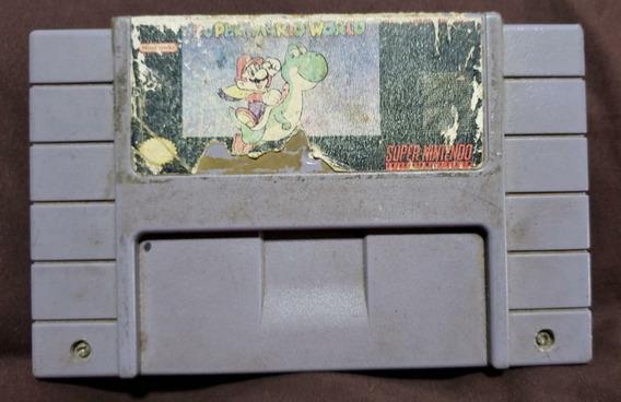 Fita Nintendo Super Mario World