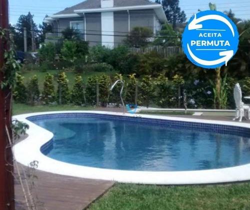 Imagem 1 de 23 de Casa Com 3 Dormitórios À Venda, 480 M² Por R$ 3.500.000,00 - Aldeia Da Serra - Barueri/sp - Ca0841