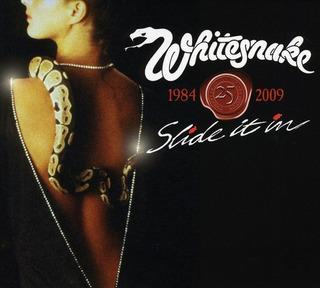 Whitesnake Slide It In 25th Ann. Expanded Edition Cd Uk Imp