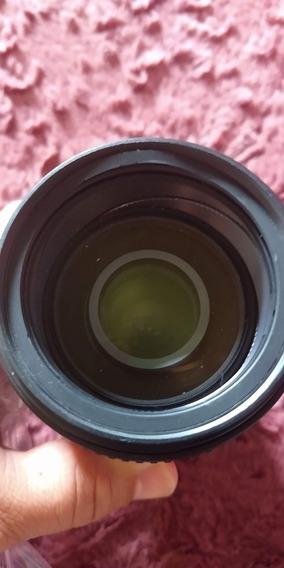 Lente Nikon 70-300mm 4.5-5.6 Vr