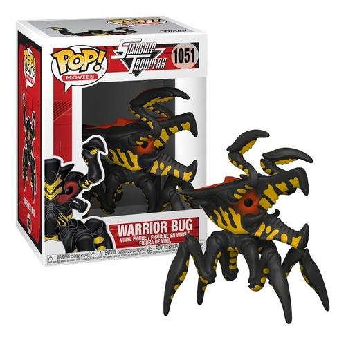 Imagen 1 de 1 de Figura Funko Pop, Warrior Bug - Starship Troopers - 1051