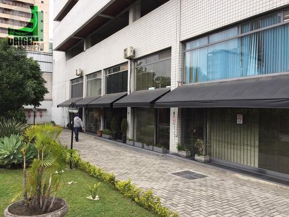 Comercial Para Aluguel, 0 Dormitórios, Centro - Curitiba - 1537