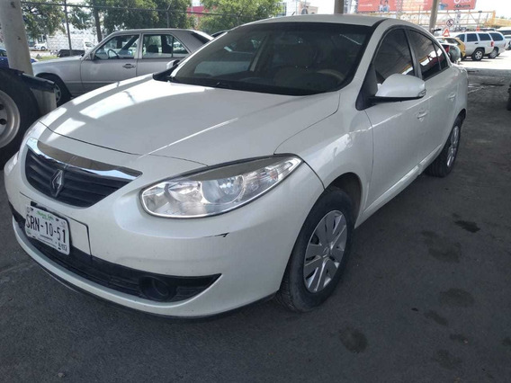 Renault Fluence 2012 Estandar