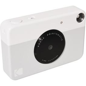 Câmera Kodak Cinzaa - Com Impressão Automatica - Printomatic