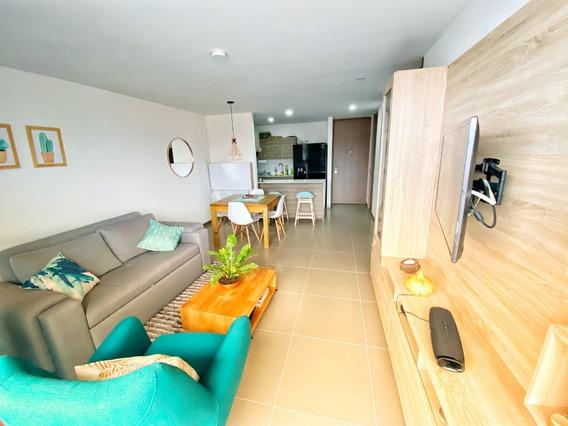 Hermoso Apartamento En Venta, Mejor Sector De Envigado