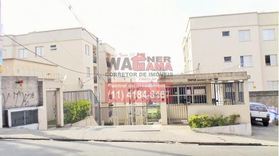 Apartamento No Pq Roseira, Carapicuiba, 2 Quartos E 1 Vaga - 928
