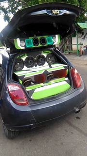 Sonido Completa Para Ford Ka