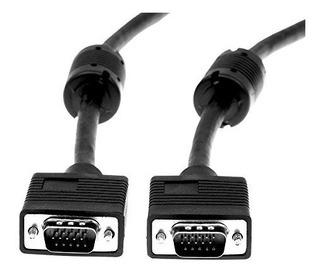 Cable Extensión Rocstor Y10c138b1 6ft 2m Vga M M