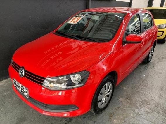 Volkswagen Gol Novo 1.0 Mi Total Flex 8v 4p