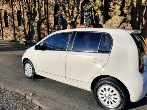 Volkswagen Up! White