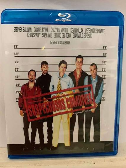 Blu-ray Sospechosos Comunes