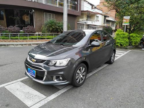 Chevrolet Sonic 2017 Automático Full