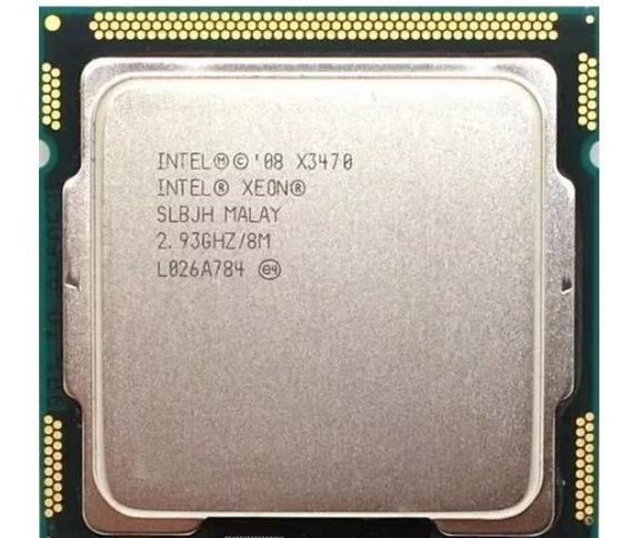 Processador Xeon X3470 2.93ghz Lga 1156 + Brinde