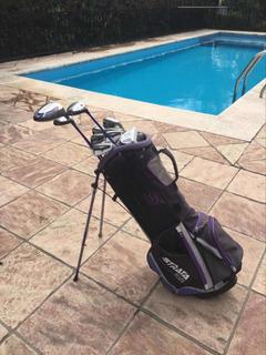 Juego Completo De Golf Callaway Strata