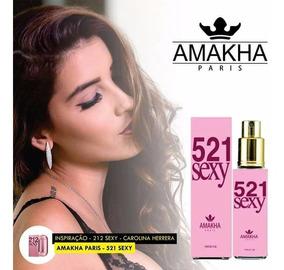 Perfumes Amakha Paris - 521 Sexy - 15ml