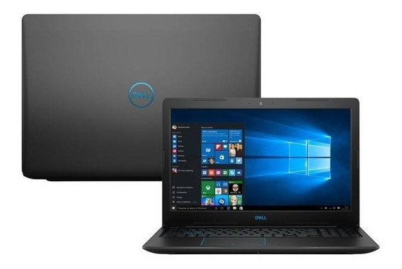 Notebook Gamer Dell G3 Core I5 16gb 220gb Ssd 1 Tb Gtx 1050