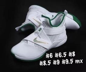 Tenis Nike Basquetball White 100% Orginal