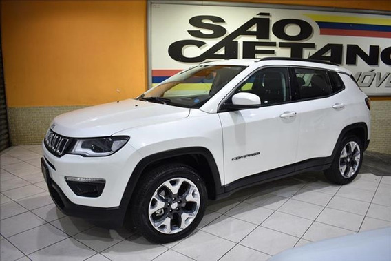 Jeep Compass 2.0 Longitude Pack Preminum