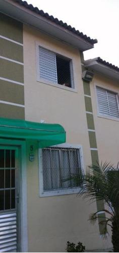Sobrado Com 2 Dormitórios À Venda, 51 M² Por R$ 199.000,00 - Vila Caputera - Mogi Das Cruzes/sp - So0169
