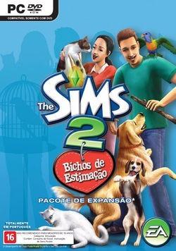 The Sims 2 - Bichos De Estimação - Pacote De Expansão