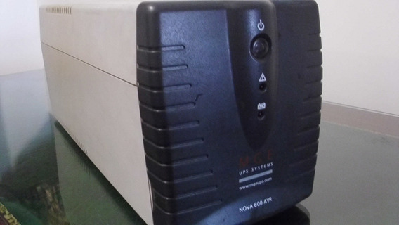 Ups Mge 600va 360w Avr Nova Estabilizador Pc Computadora Cpu