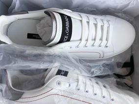 Tênis Dolce E Gabbana 100% Original.