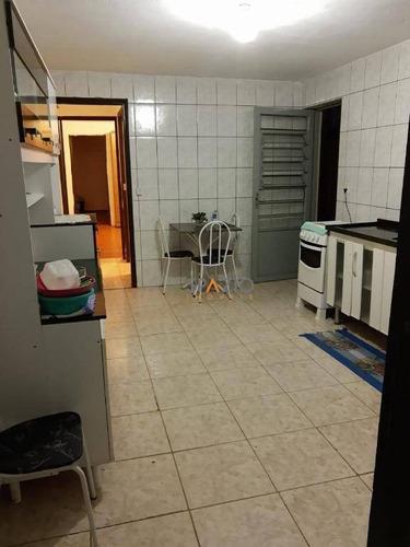 Imagem 1 de 10 de Casa Com 2 Dormitórios À Venda, 94 M² Por R$ 190.000,00 - Vila São Miguel - Rio Claro/sp - Ca0514