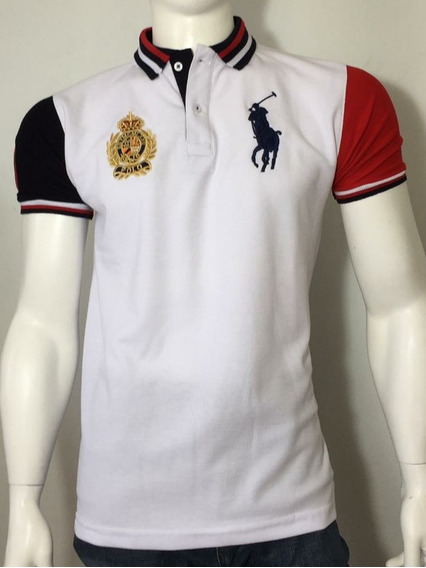 6 Playera Polo Talla Xl