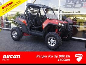 Polaris Ranger 900 4x4 Cuatriciclo Como Nuevo 0km Ktm