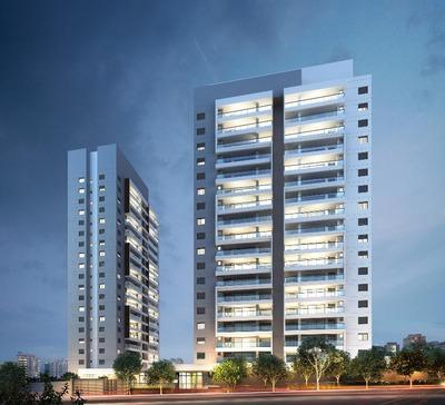 Apartamento Residencial À Venda, Campo Belo, São Paulo. - Ap0451