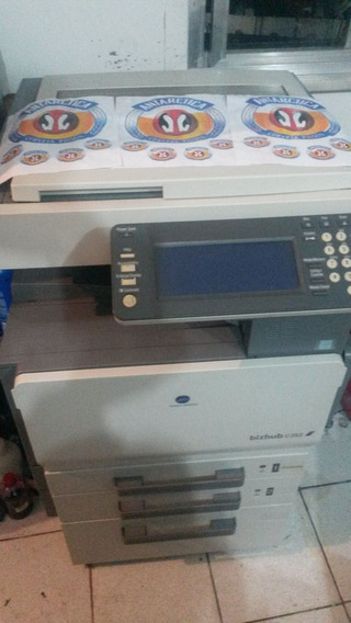 Impressora Konica C252 Leia