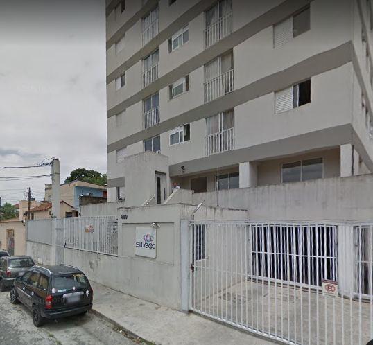 Apartamento Em Casa Verde, São Paulo/sp De 50m² 2 Quartos À Venda Por R$ 191.669,37 - Ap401410