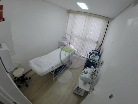 Salão Para Alugar, 260 M² Por R$ 13.000,00/mês - Jardim - Santo André/sp - Sl0237