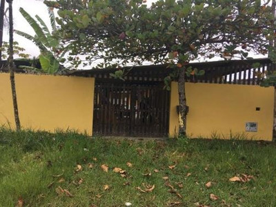Casa Em Itanhaém Lado Morro Com 250m² 2 Quartos Ref 4503