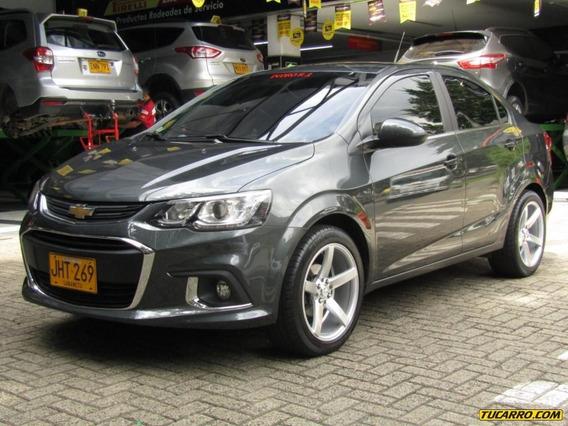Chevrolet Sonic Lt 1600 Cc
