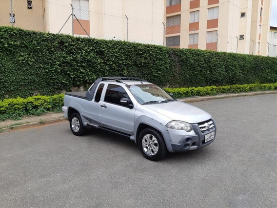 Fiat Strada Fiat Strada Adventure Locker Ce 1.8 Flex