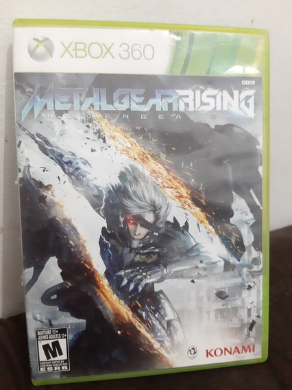 Metalgearsrising Xbox 360