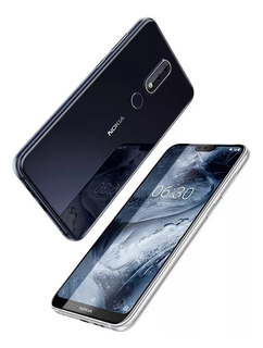 Nokia X6.1 Plus Snapdragon - 6gb Ram 64gb - Android One 9