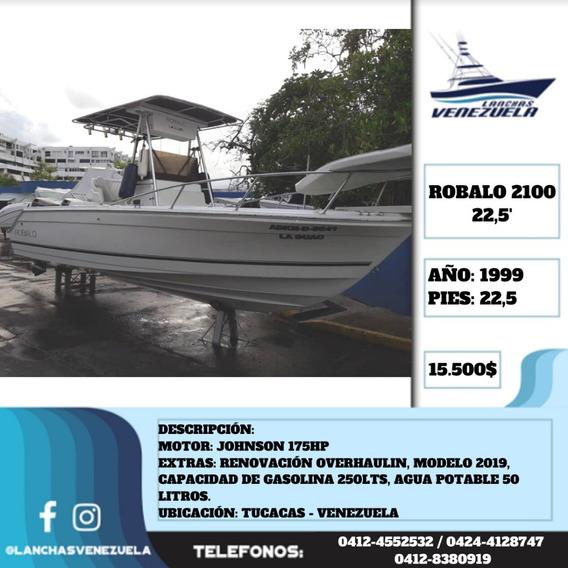 Lancha Robalo 2100 22,5 Lv537
