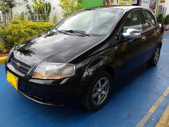 Chevrolet Aveo Ls Aa