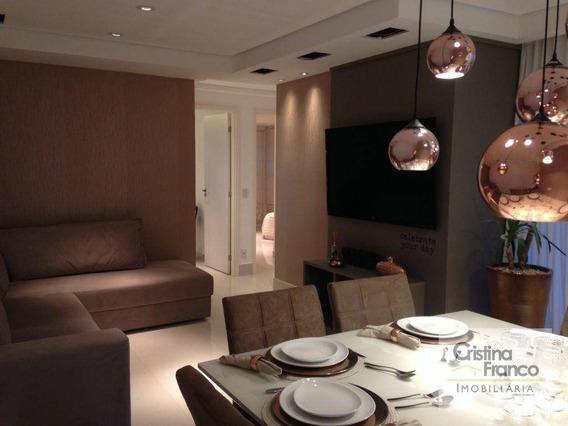 Apartamento Residencial À Venda, Edifício Absolutt Residencial, Itu - Ap0333. - Ap0333