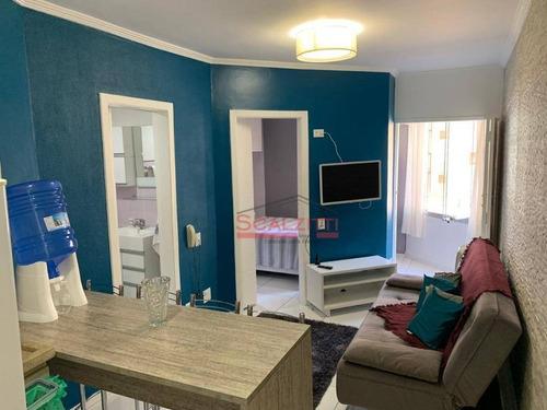 Studio Com 1 Dormitório À Venda, 26 M² Por R$ 351.000,00 - Bela Vista - São Paulo/sp - St0352