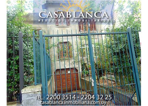 Casablanca - P.u A Pasos De Agraciada, 443m2 De Terreno
