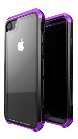 Funda Para iPhone 7 / 8 - Hdx Case De Cristal Templado
