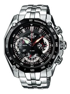 Reloj Cronometro Casio® Edifice Ef-550d 1/20 Red Bull Vettel