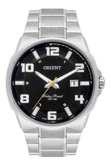 Relógio Orient Masculino Analogico Mbss1366 P2sx